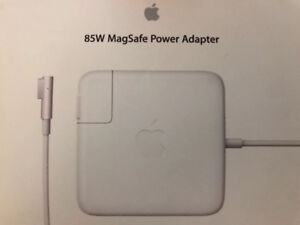 CHARGEUR   APPLE  ORIGINAL 85W  ,  MAGSAFE 1  ET 2