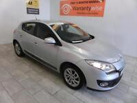2012 Renault Megane 1.5dCi 110 s/s Expression + ***BUY FOR ONLY £26 PER WEEK***