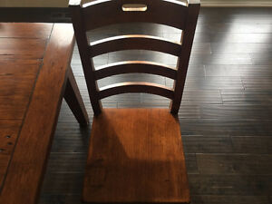 Dining Room Table and Chairs Strathcona County Edmonton Area image 3