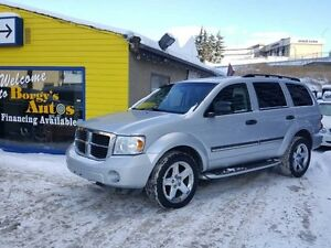 2008 Dodge Durango SLT  - Leather -  Moonroof -  DVD