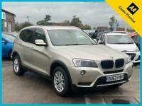 2013 BMW X3 2.0 XDRIVE20D SE 5d 181 BHP Estate Diesel Automatic