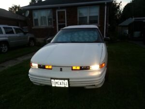 For Sale 1993 olds Cutlass Supreme Convertible $1000 as is