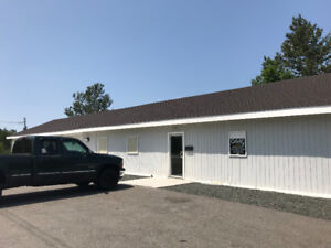 Retail/Office Commercial Space For Lease- St George NB