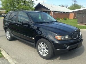 2004 BMW X5 3.0L AWD LEATHER PANARAMIC ROOF ALLOYS EXTRA CLEAN