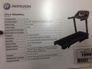 Treadmill (Brand new in box)