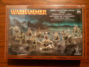 Warhammer Age of Sigmar Crypt Ghouls