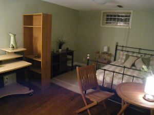 1 BR IN RENOVATED SUITE