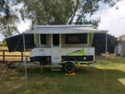 Jayco 2017 Eagle Outback Campervan Towong Towong Area Preview