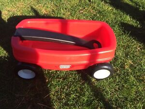 Little Tikes toy lil wagon