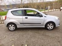 2009 CHEVROLET AVEO ++ VERY LOW MILES ++ DRIVES LIKE NEW ++ ELECTRIC WINDOWS ++ MARCH MOT.