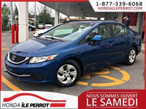 Honda Civic Sdn 4dr Auto LX BLUETOOTH 2013