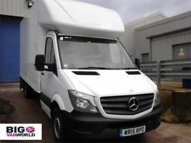 2015 MERCEDES SPRINTER 313 CDI LUTON WITH TAIL LIFT LUTON DIESEL
