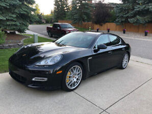 2010 Panamera Turbo PDCC PCCB PTV RS Spyder Private No GST