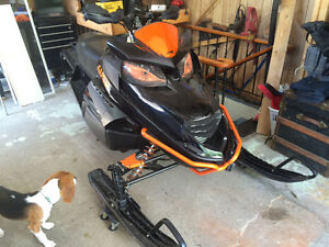 Looking to trade Sled for boat
