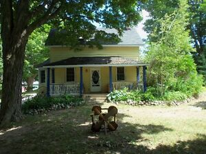 Peaceful, Secluded Country Living- Available immediately