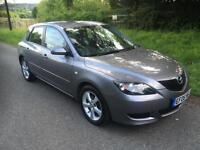 Mazda Mazda3 1.6 TS2 12 MONTHS MOT + 1 PREVIOUS OWNER