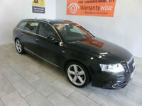2010 Audi A6 Avant 2.0TDIe S Line ***BUY FOR ONLY £45 PER WEEK***