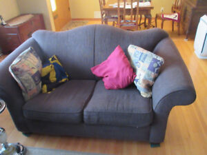 Comfortable Sofa and Love Seat