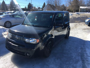 2009 Nissan Cube SUV, Crossover safety and E tested for $5495