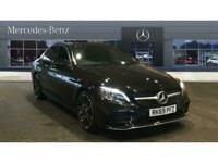 2019 Mercedes-Benz C-CLASS C 220 d AMG Line Edition Saloon Auto Saloon Diesel Au