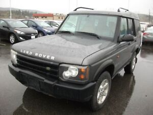 2003 Land Rover Discovery Auto 4x4 169000KMS SUV, Crossover