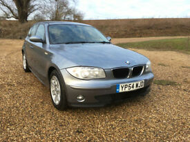 BMW 116 1.6 i SE 2004 54 REG LOW MILAGE HPI CLEAR VERY CLEAN CAR