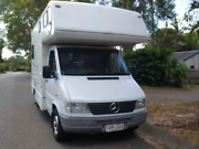 1999 Mercedes Sprinter campervan series 312D Diesel 5cyl Noosaville Noosa Area Preview