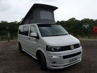 **VW TRANSPORTER T28 T5 STARTLINE TDI NEW CAMPER VAN CONVERSION**