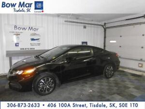2015 Honda Civic Coupe   - Certified