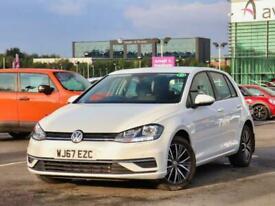 image for 2017 Volkswagen Golf Volkswagen Golf 1.4 TSI 125 SE 5dr DSG Auto Hatchback Petro