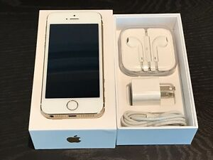 iPhone 5s. 32 GB Gold   West Island Greater Montréal image 2