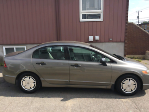 Honda Civic 2008 DX très propre