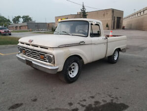 1964 FORD F100 PICK UP TRUCK