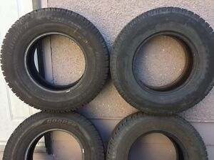 For sale : LT 245 / 75 R16