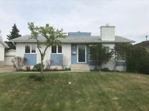 West Edmonton bungalow for rent!