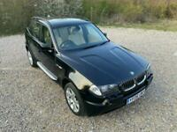 BMW X3 2.5i Sport Auto 4WD 5dr