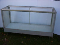 6 ft DISPLAY CABINET