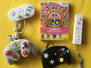 Kirby's Dream Collection, Manette classique, PDP