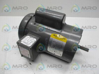 Baldor Vl3510 Motor 1hp 1725rpm Used