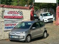 2013 Volkswagen UP 1.0 Move Up 3dr ASG HATCHBACK Petrol Manual
