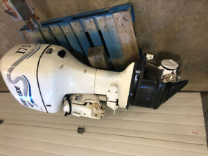 Twin 2000 Evinrude 175hp