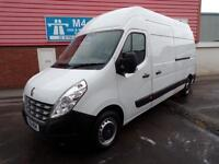 Renault Master FWD 3.5T WITH A/C LONG/HIGH