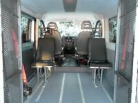 Disabled Peugeot Boxer 2.2HDi 110 333 L1 H1 WAV Wheelchair Accessible Vehicle