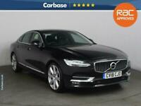 2018 Volvo S90 2.0 D4 Inscription Pro 4dr Geartronic SALOON Diesel Automatic