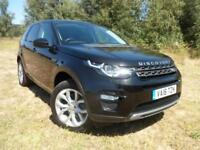 Land Rover Discovery Sport 2.0TD4 (180ps) 4X4 SE Tech (s/s) Station Wagon 5d 199