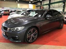 2016 BMW 4 Series Gran Coupe 3.0 440i M Sport Gran Coupe Sport Auto (s/s)