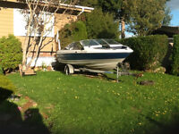 1994 BAYLINER CAPRI TAKING OFFERS