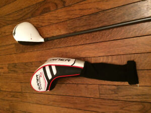 Taylormade driver and 3 wood in excellent condition