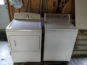 Washer and Dryer, Great Condition