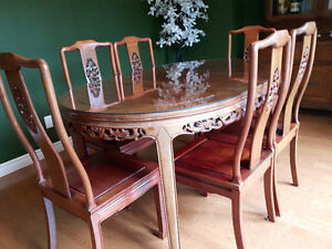Beautiful Rosewood Dining Table